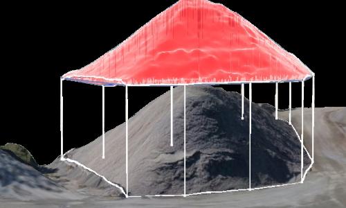aerial-mapping-surveying-stockpile-volume
